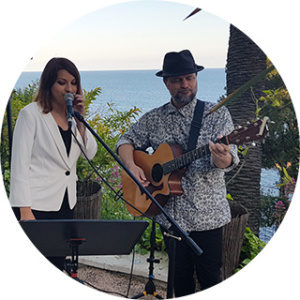 groupe musiciens cocktail mariage